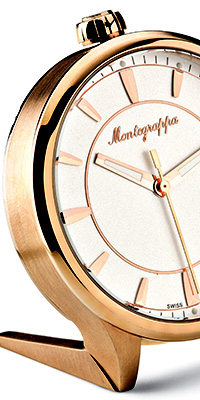Montegrappa  table clocks